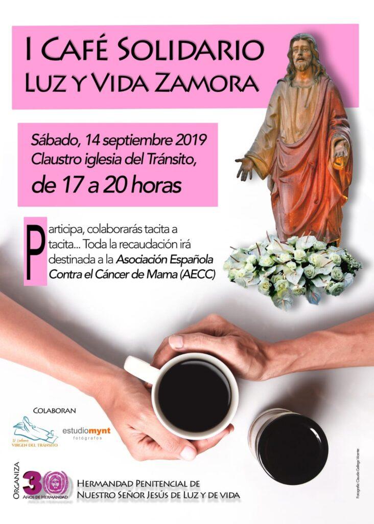 I Café Solidario Luz y Vida